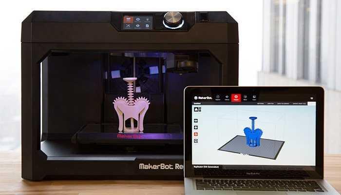 A construção de protótipos está cada vez mais acelerada com a impressão 3D