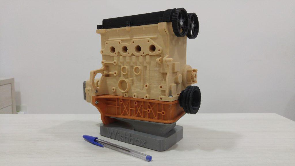 Impressão 3D no desenvolvimento de carros