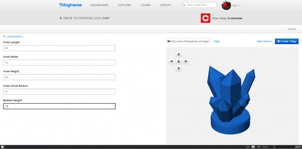 customizer-cristal-3D