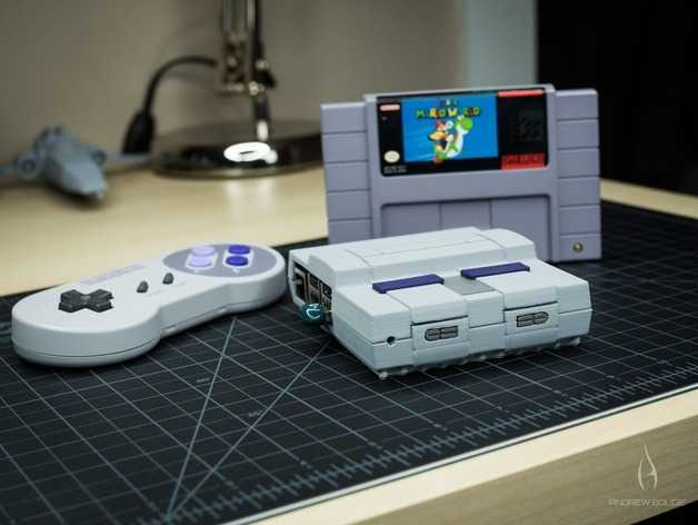 mini-snes-3dprint
