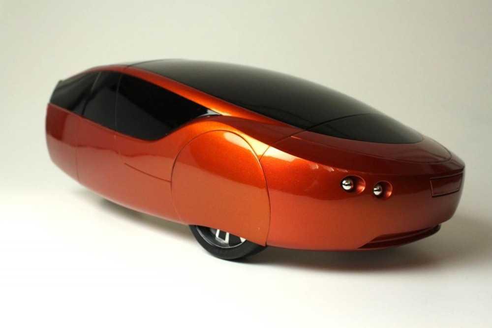 carros impressos em 3d