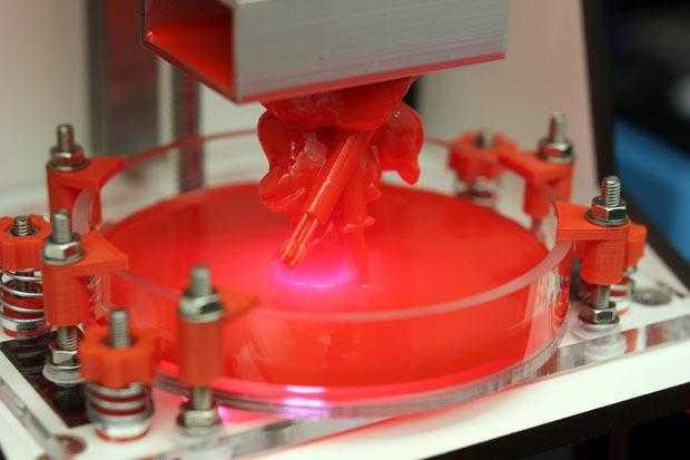 dlp-printer