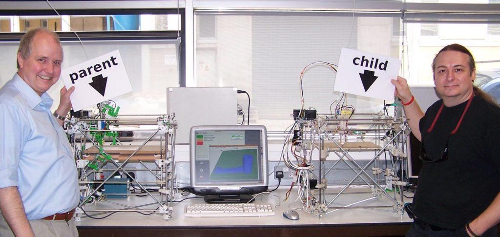 Rep Rap Impressora 3D